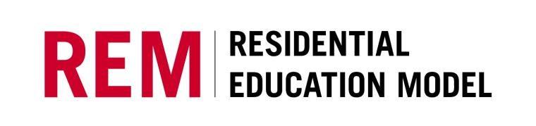Residential Education Model logo