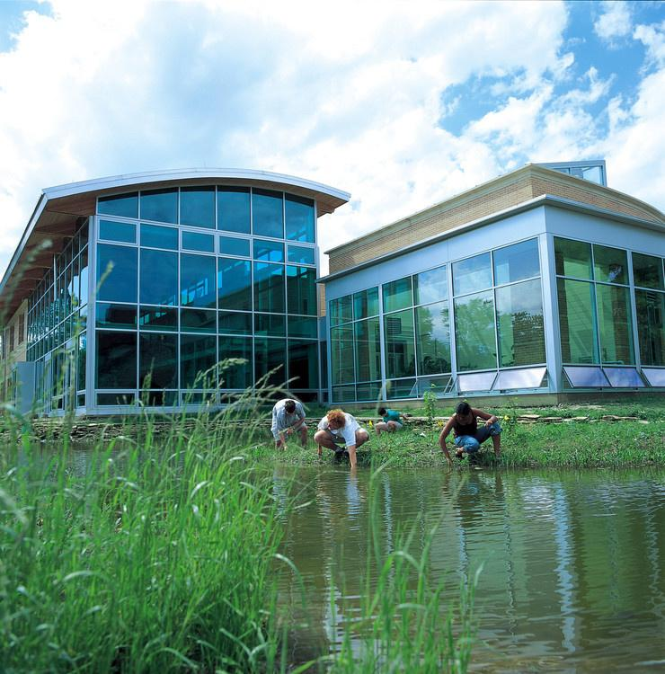 Adam Joseph Lewis Center for Environmental Studies