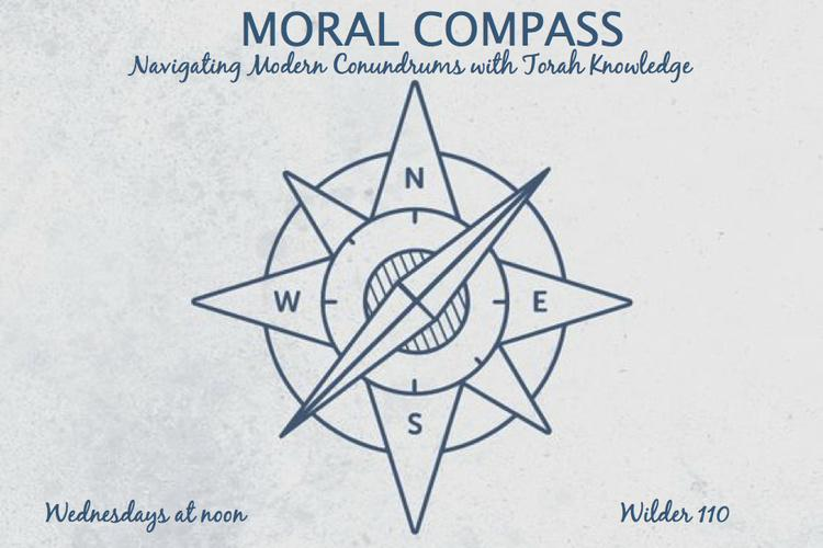 Moral Compass Chabad Lunch Learn Oberlin College And Conservatory