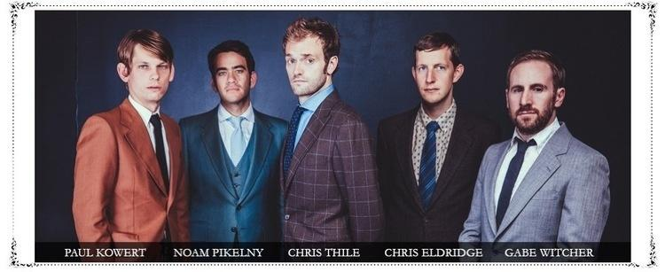 Punch Brothers (named in caption)