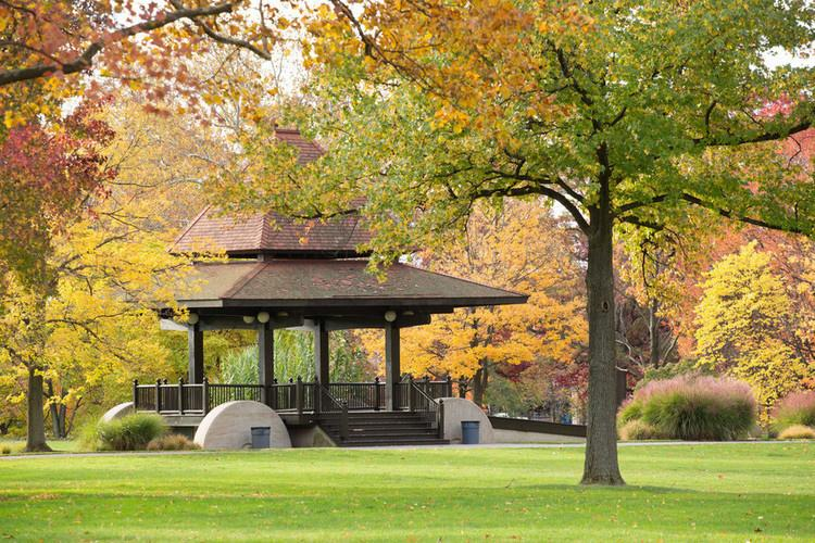 Clark Bandstand, Tappan Square