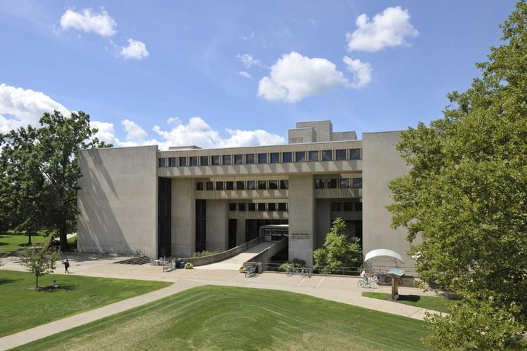 Mudd Center, Seeley G. (Terrell Main Library)
