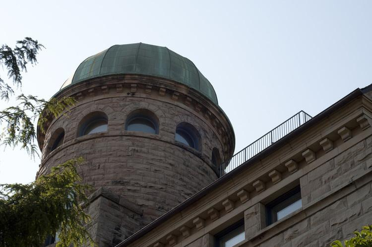 Observatory and Taylor Planetarium, Peters Hall