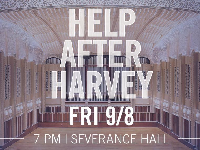 Northeast Ohios Music Community Unites For Harvey Relief September 8