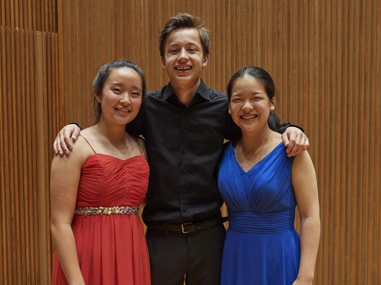 three finalists