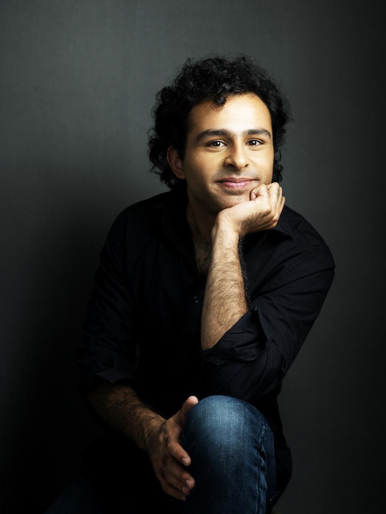 portrait of Arif Silverman
