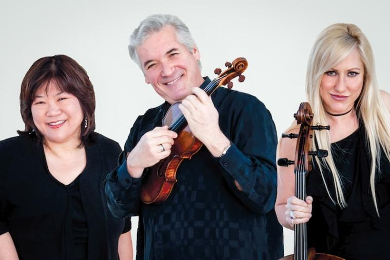 The Zukerman Trio
