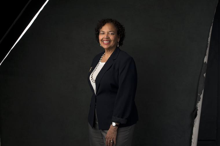 Portrait of Caroline Jackson-Smith