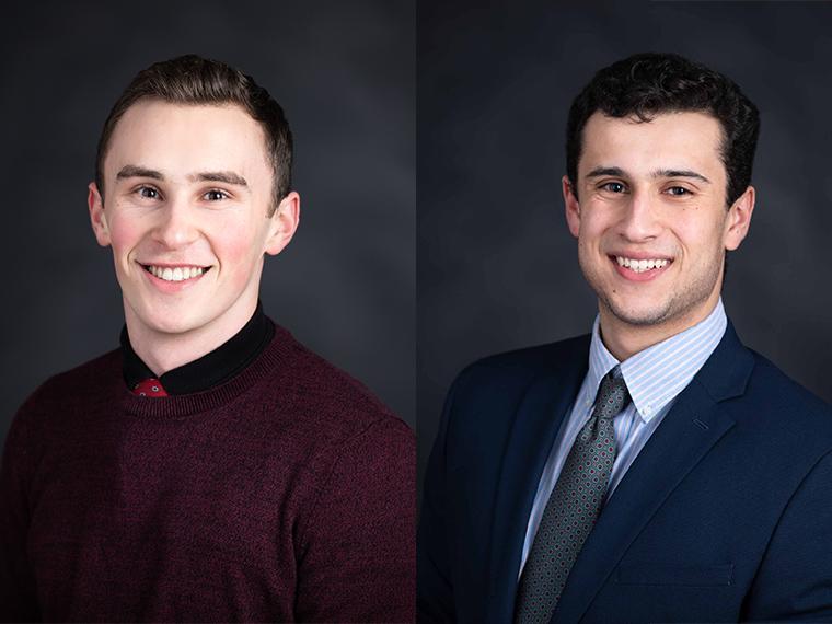 Ryan Gleeson and Andrew Sugarman
