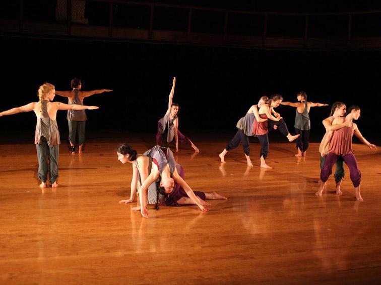 Oberlin dance