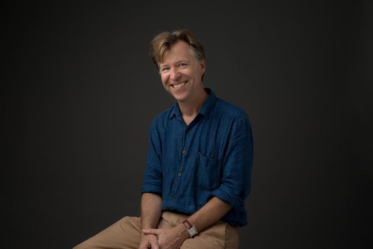 Portrait of Professor Erik Inglis