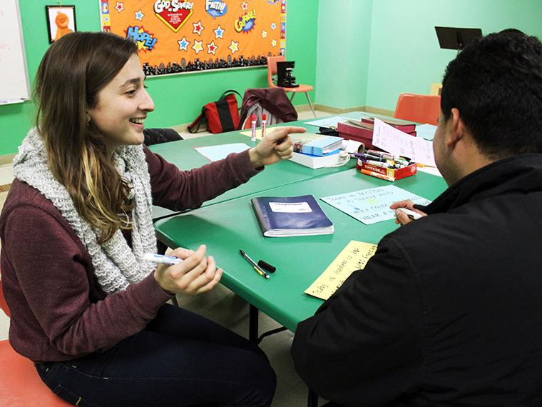 ESL Classes Ease Transition to New Language and Culture Oberlin