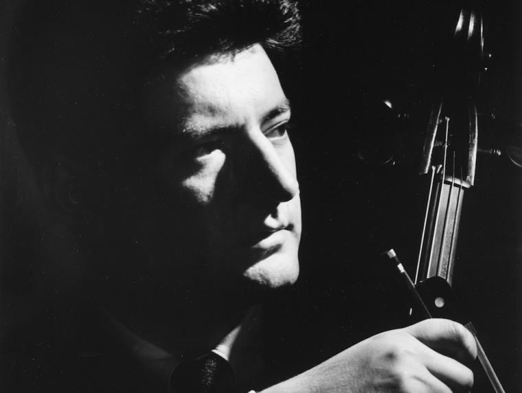 photo of late cello professor George Neikrug
