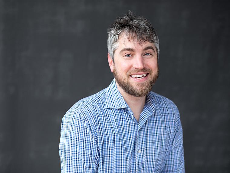 Portrait of Joel Baetens.