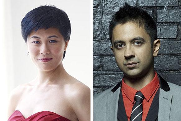 Jennifer Koh and Vijay Iyer