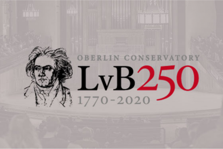Beethoven 250th anniversary celebration.