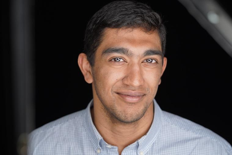 Headshot of Manickam Manickam.