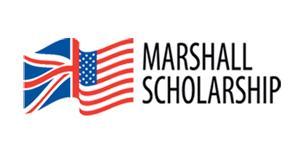 Marshall Scholarship graphic
