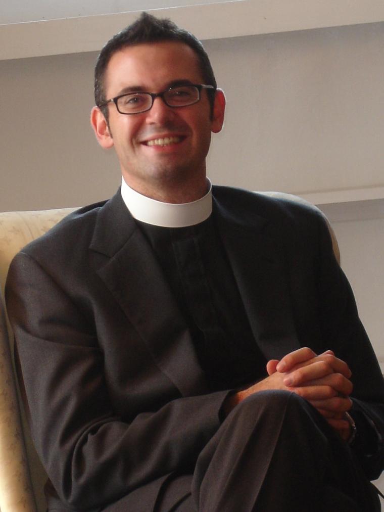 Reverend Greg McGonigle