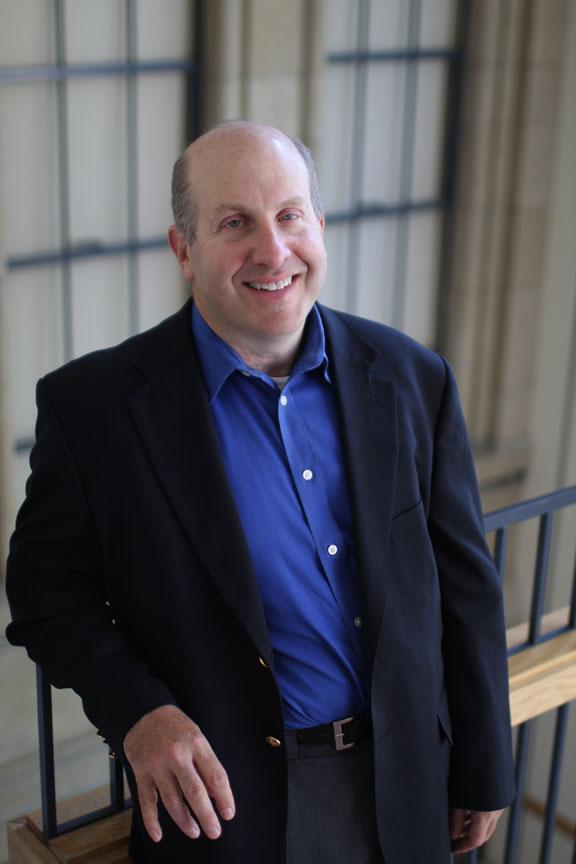 Oberlin's president Krislov.