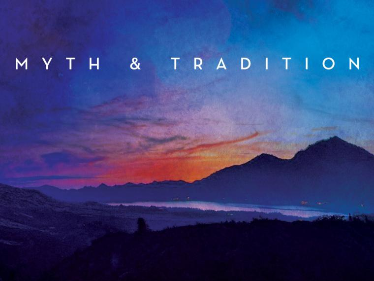 album cover for Myth & Tradition