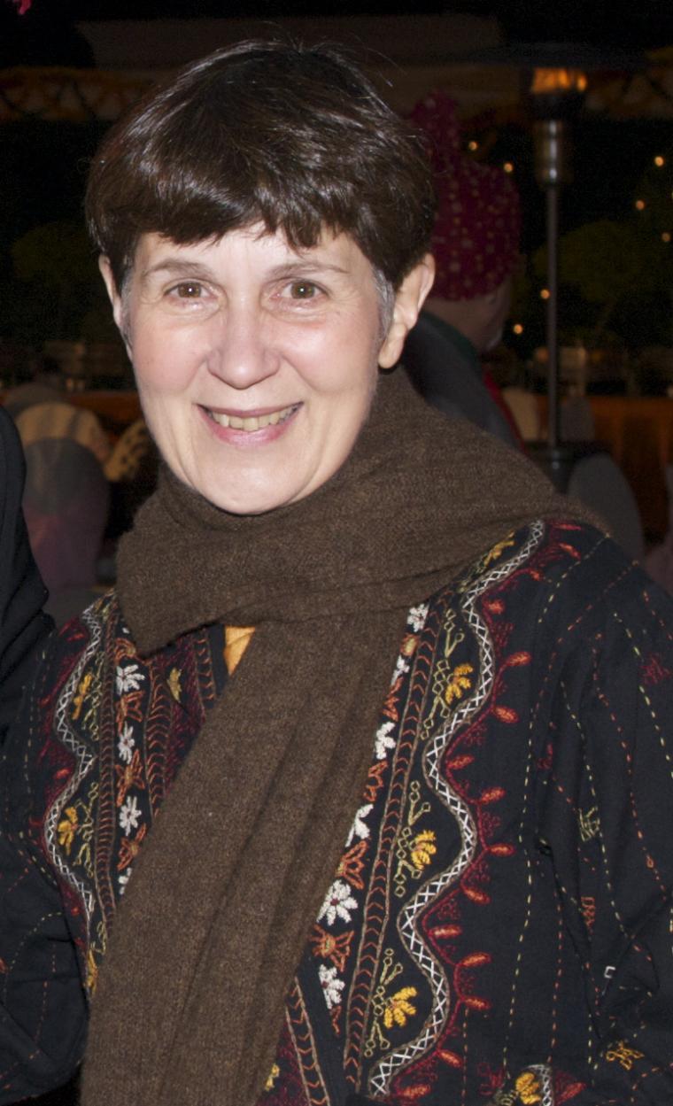 Nancy Schrom Dye