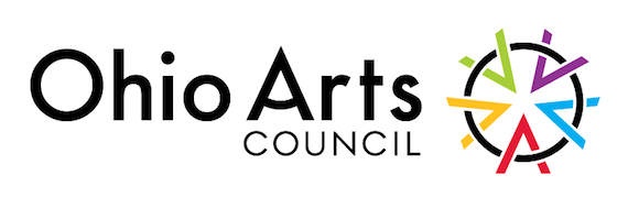 Ohio Arts Council logo.