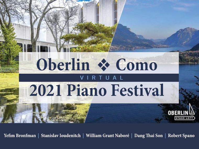 2021 Oberlin-Como Virtual Piano Festival.