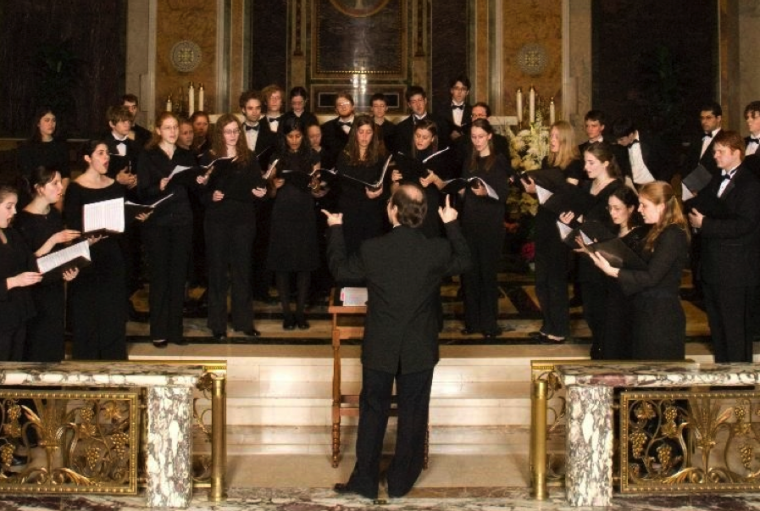 Collegium Musicum in performance