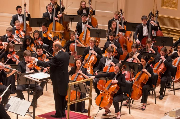 The Oberlin Orchestra