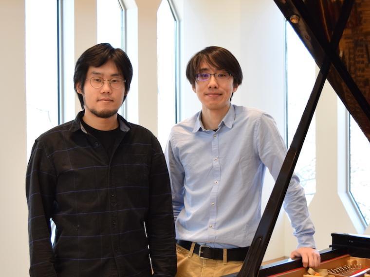 Yu Jiaao and Chun Yen Chen.
