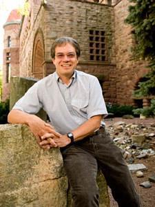 Isotope geochemist R. Lawrence Edwards