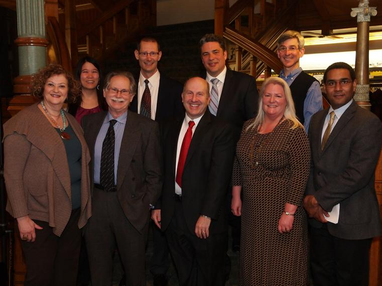 Oberlin's 2012-13 Excellence in Teaching Award recipients