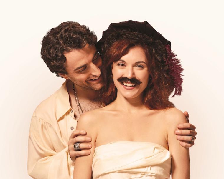 Marina Shay in Shakespeare in Love