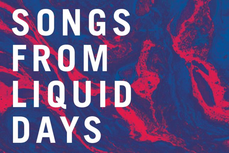 Songs From Liquid Days graphic