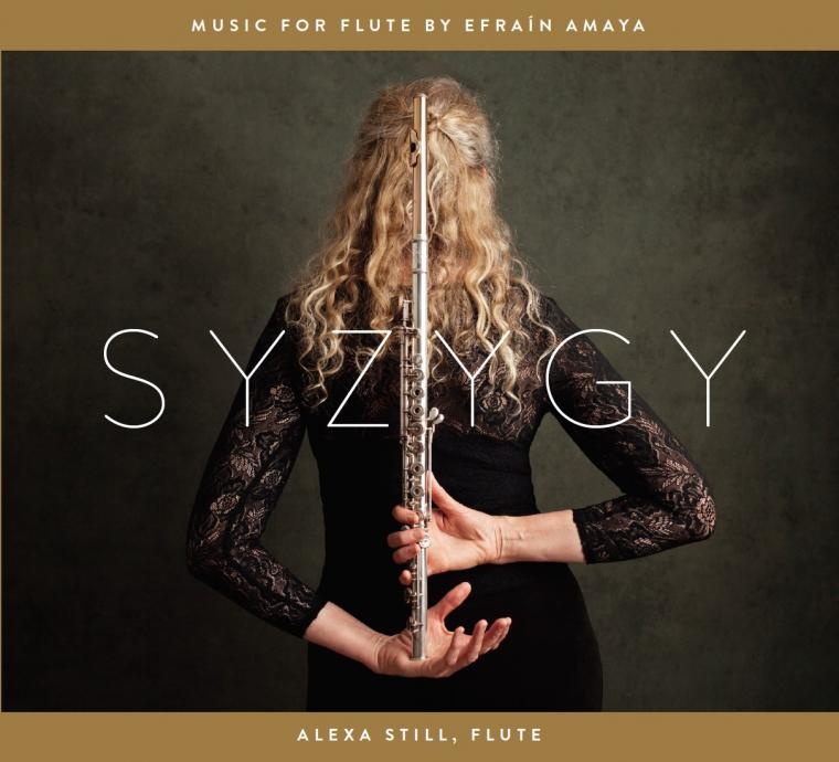 "Album cover of Alexa Still's album ""Syzygy"""