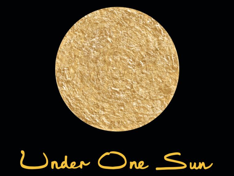 album cover for Under One Sun