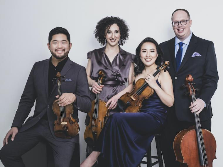 Verona Quartet.