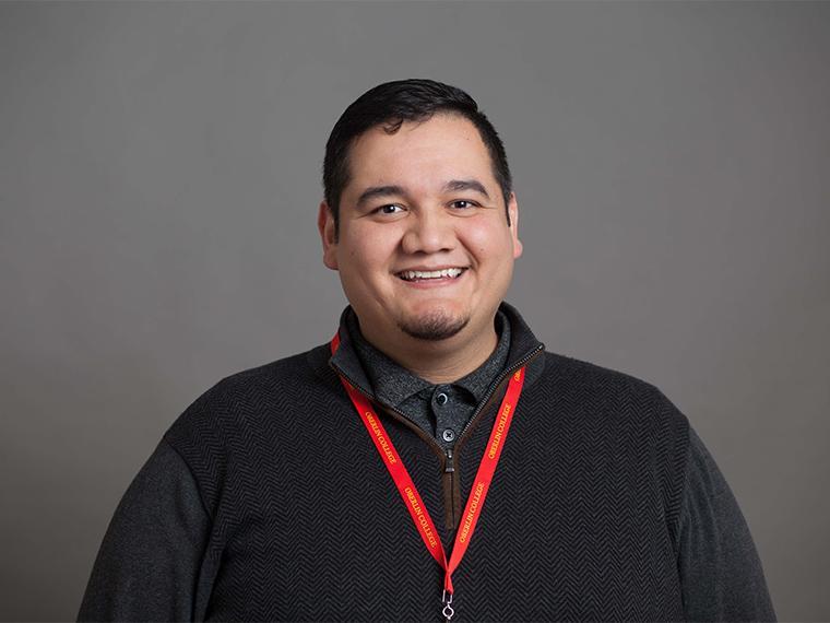 Portrait of Jose Garcia.