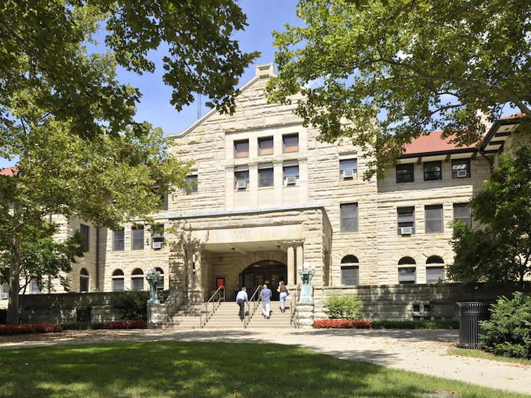 Wilder Hall home of Student Union