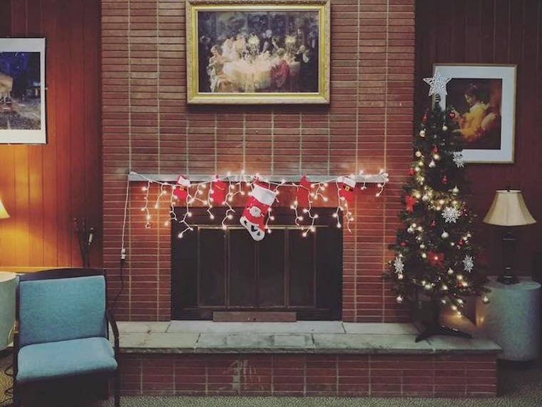 La Maison francophone est prête pour Noël !