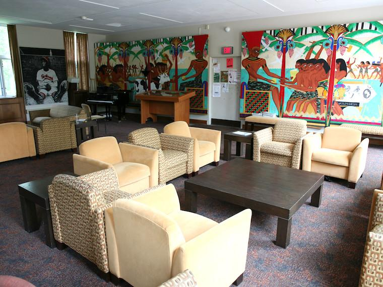 Afrikan Heritage House Saunders Lounge