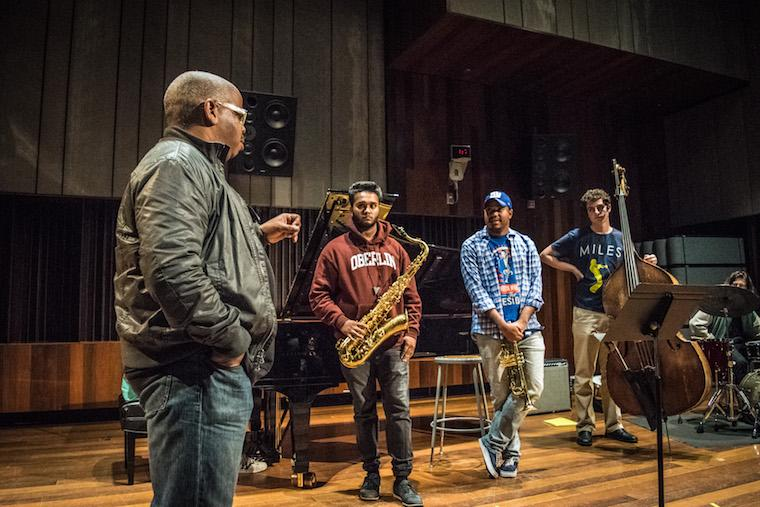 Jazz Master Class with Terence Blanchard
