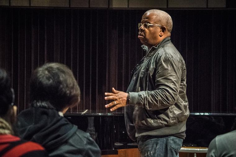 Jazz Master Class with Terence Blanchard.