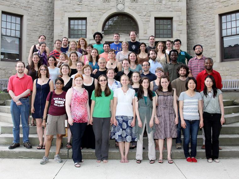 Photo of Class of 2005 at CRW 2011