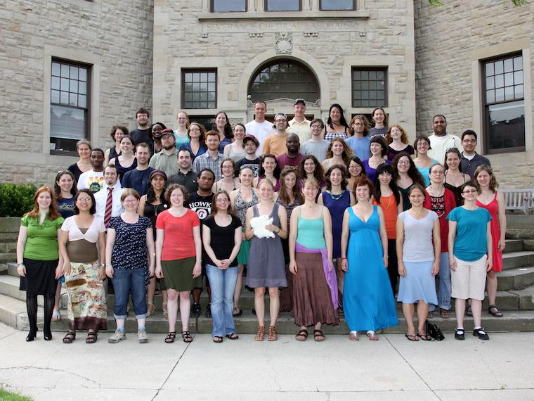 Photo of Class of 2006 at CRW 2011