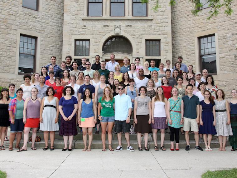 Photo of Class of 2007 at CRW 2011