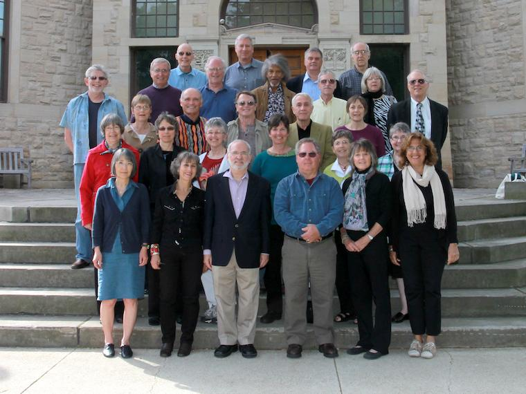 Photo of Class of 1967 at CRW 2013