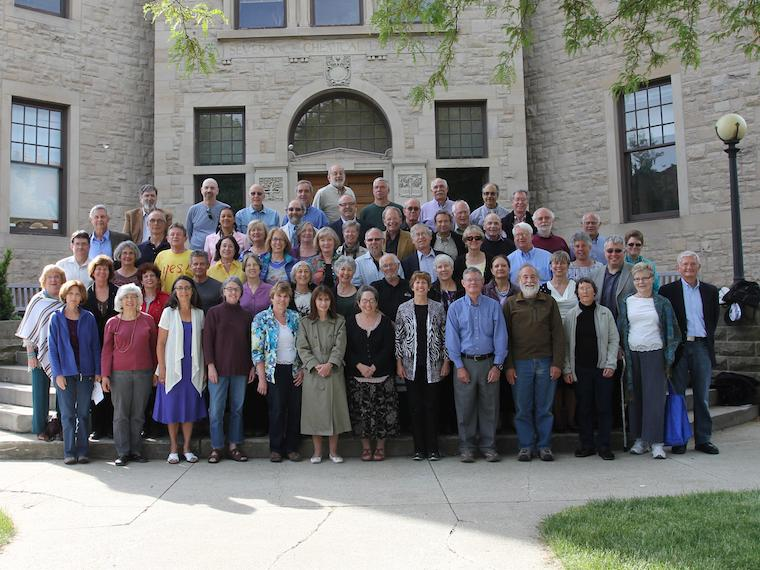 Photo of Class of 1968 at CRW 2013
