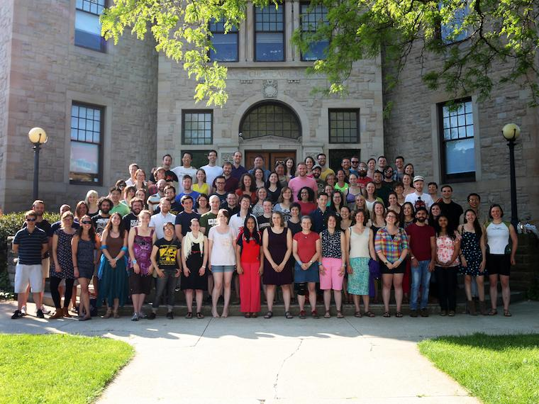 Photo of Class of 2008 at CRW 2014